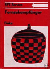 Finke, Karl-Heinz; RFT-Service  Fernsehempfänger, 1981