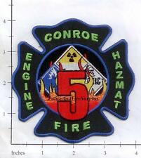 Texas - Conroe Station 5 TX Fire Dept Patch