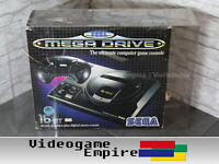 1x Schutzhülle für Sega Mega Drive 1 Konsole OVP Verpackung Protector SMALL