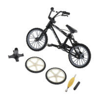 Alloy BMX Finger Bike Bike Fans Kids Children Wheel Toy Game Decoration