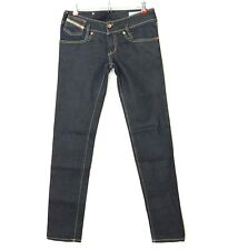 Diesel Matic Womens Jeans 008LQ Skinny Slim Size 26 Dark Stretch