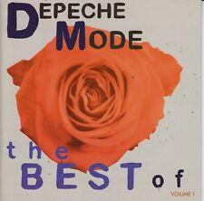 Depeche Mode CD & DVD The Best Of vol. 1