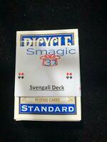 Svengali Bicycle Deck Magic Card Trick - Blue As - Seen on TV