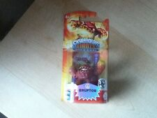 Skylanders Giants Lightcore Eruptor brand new and boxed very rare