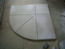 Portland Stone Hearth Cut To Size 1500 X 600 X 40mm £225.00