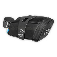 NEW Shimano PRO Medi Strap Saddlebag Saddle Bicycle Seat Bag Medium Black 0.6L