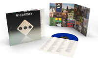 Paul McCartney III Exclusive Limited Edition Opaque Blue Colored Vinyl LP RARE