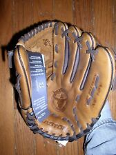 """New EASTON 12"""" Softball Baseball Glove Pro Steerhide NE 12Y Natural Elite RHT"""