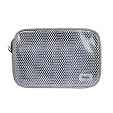 Ringke [Pouch] Travel Organizer Bag, Mesh & Transparent Divided Pockets Pouch