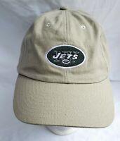 New York Jets Hat NFL football Adjustable 100% cotton logo patch
