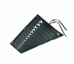 Ergodyne Arsenal 5872 Wrench Roll-Up Pouch, Tall, 14-Pockets, Gray