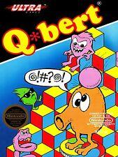 Qbert NES Video Game High Quality Metal Magnet 3 x 4 inches 9176