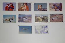 Rare Vintage American Airlines Postcards - DC-7 Convair 240 - Unused