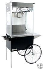 Commercial 16 oz Popcorn Machine Theater Popper Maker Cart Paragon Pro PS-16