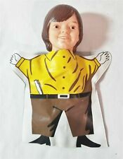 HR PUFNSTUF JIMMY VINYL HAND PUPPET REMCO 1960's  NICE CONDITION!