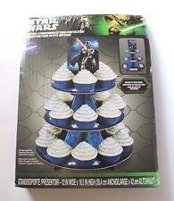 Wilton Star Wars Cupcake Tower Birthday Party Treat Stand Darth Vader Supplies