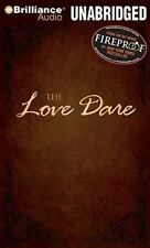 THE LOVE DARE unabridged audio CD by KENDRICK **** FREE SHIPPING **** BRAND NEW!
