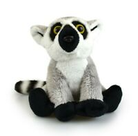 LIL FRIENDS LEMUR PLUSH SOFT TOY 12CM STUFFED ANIMAL BY KORIMCO