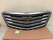 OEM 2017 2018 CADILLAC XT5 CHROME FRONT Upper GRILLE GRILL 84107964 (#1)