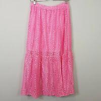 KOOKAI | Womens Pink Chiquittita Confetti Pink Skirt NEW [ Size AU 10 or US 6 ]