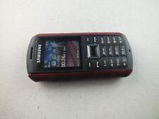 Samsung B2100 i Rit Red Simlockfrei Funktionsfähig B2100i Unlocked Rarität Handy