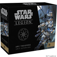 ARC Troopers Unit Expansion Star Wars: Legion FFG NIB PRESALE SHIPS 8/28