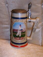 Cy Young Tankard Bradford Museum Legends Of Baseball Beer Stein