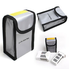 1x Fireproof LiPo Safe Battery Protection Bag Case For Dji Phantom 3 & 4 Battery