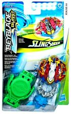 Beyblade Burst Turbo SlingShock Xcalius X4 Launcher Hasbro .