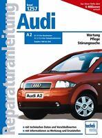 AUDI A2 Reparaturanleitung Reparaturbuch Handbuch Jetzt helfe ich mir selbst