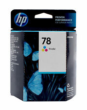 HP 78 Tri-Color Print Cartridge Original (C6578DN) - NEW ™