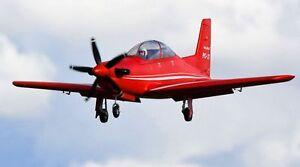PC-21 Wingspan: 1100mm/43.3in Plug N Play Brushless RC Airplane