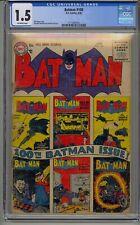 BATMAN #100 CGC 1.5