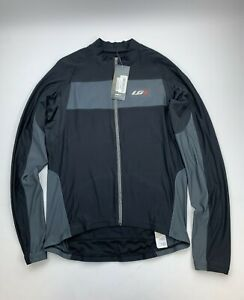 Louis Garneau Maillot Ventila SL Long Sleeve Cycling Jersey Men's XL New