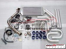 FITS 02-06 SENTRA 2.5 MOTOR SPEC-V OR SER T3/T4 BOLT ON TURBO CHARGER KIT 350HP+