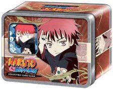 Naruto Shippuden Card Game Ultimate Battle Sasori Collector Tin