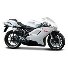Maisto 1:18 Ducati 848 Altamente Detallado Metal Fundido Modelo Motocicleta