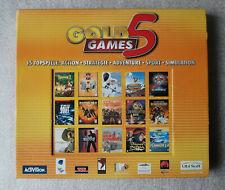 Gold Games 5 PC-Spiele Sammlung (2001) von Ubisoft