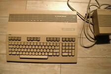 Commodore 128 C128 Computer with Power Supply Tested Working *READ*