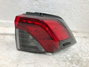 2019 2020 Toyota RAV4 Rav 4 Right Passenger Tail Light Tail lamp OEM 81550-0R090