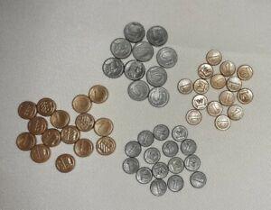 Playmobil Schatz Goldmünzen Silbermünzen