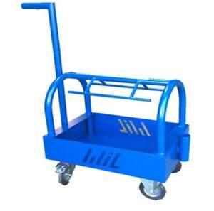 Sattel, Sattelwagen, Sattelcaddy, Sattelschlepper, Ballwagen, Sattelcarry