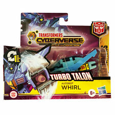 Transformers Cyberverse 1-Step Changer Whirl Action Figure