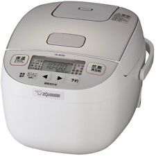 ZOJIRUSHI NL-BC05-WA Microcomputer Rice Cooker 3 Go White Fast Ship Japan EMS