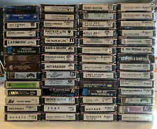 Pick Any New Sealed 8 Track Tape Only $4 Each Combined Shipping Discounts