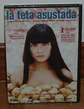 LA TETA ASUSTADA - DVD - NUEVO - PRECINTADO - DRAMA (SIN ABRIR) R2