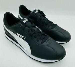 Puma Turin Mens Athletic Shoes Black. Pick Size.