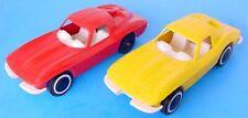 "1960s TONKA 6 3/8"" '63 SPLIT WINDOW CHEVY CORVETTE for PRESSED STEEL CAR CARRIER"