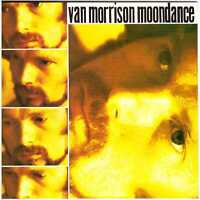 VAN MORRISON Moondance CD Classic 1970s Rock – on Warner Bros.