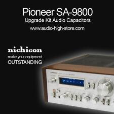 Pioneer SA-9800 Upgrade Kit Audio Capacitors